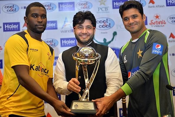 Pakistan welcomes cricket back with a bang