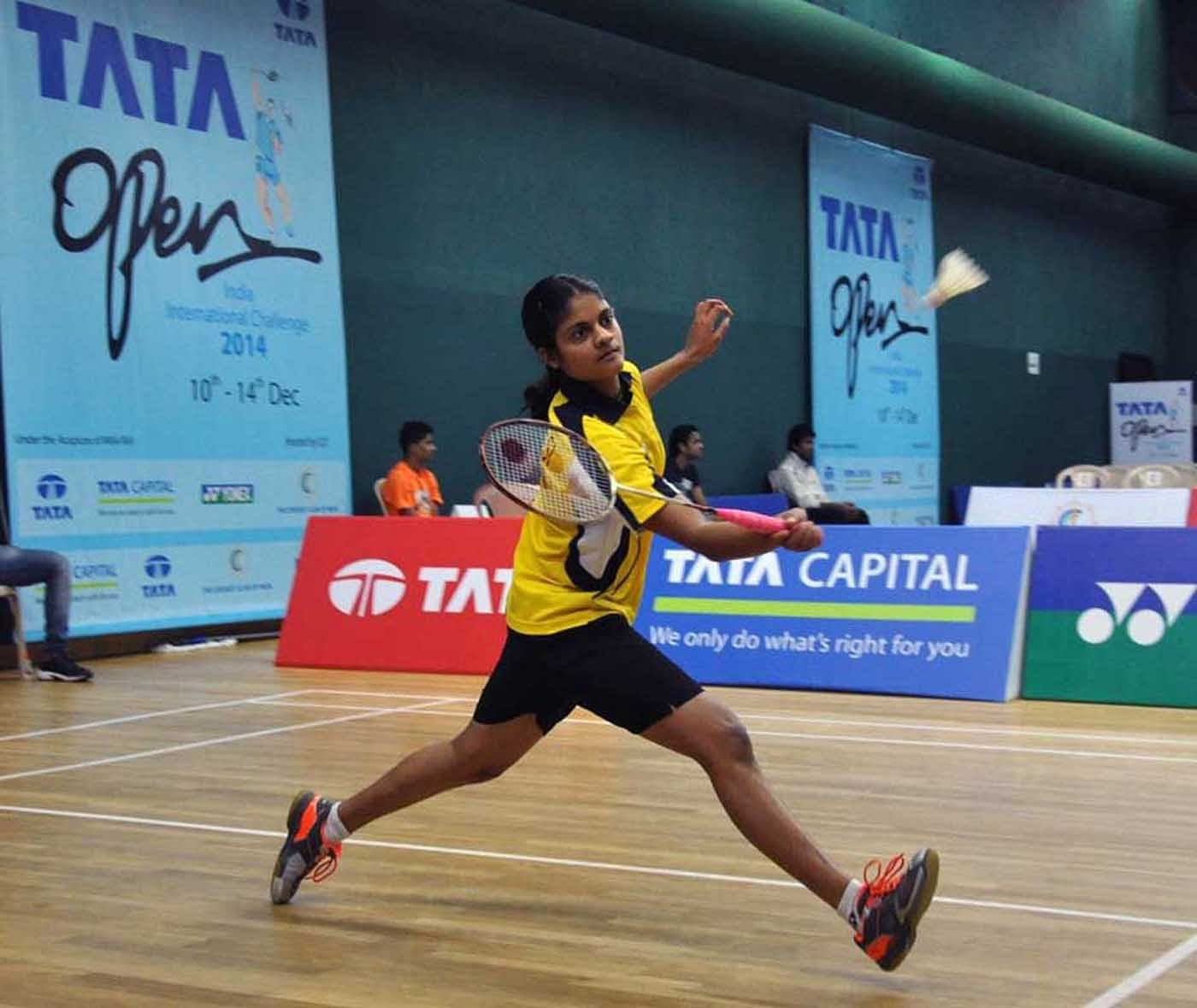 I have to raise my game to beat top players: PC Thulasi