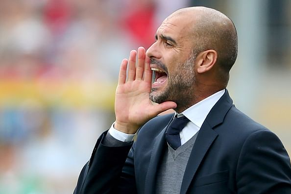 I'm not good enough if Bayern want a treble every year: Pep Guardiola