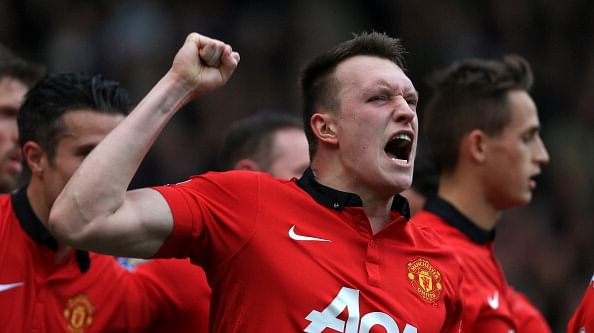 Statistically, Phil Jones is the best U23 centre-back in Europe