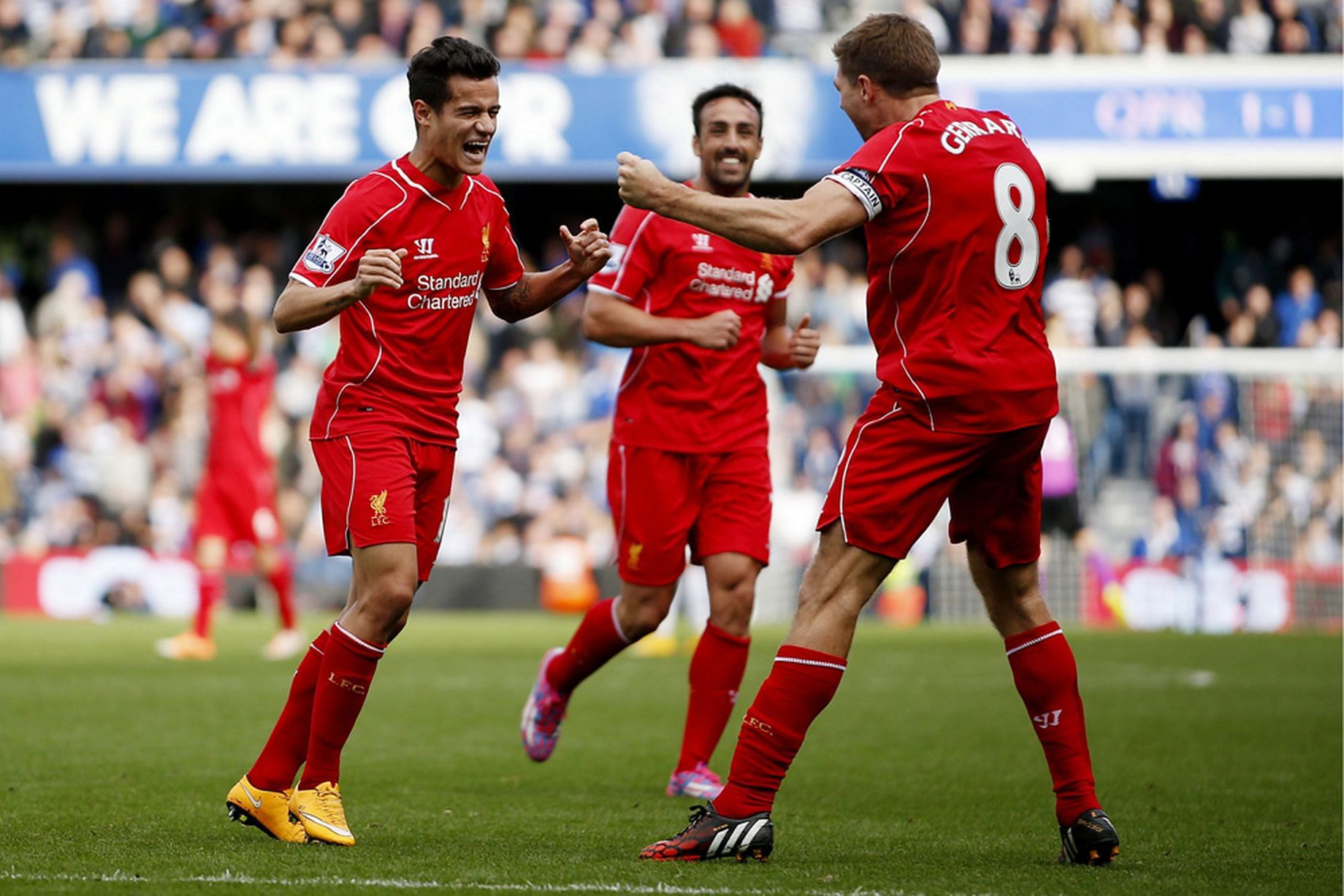 Liverpool vs QPR - The Reds host relegation contenders at Anfield