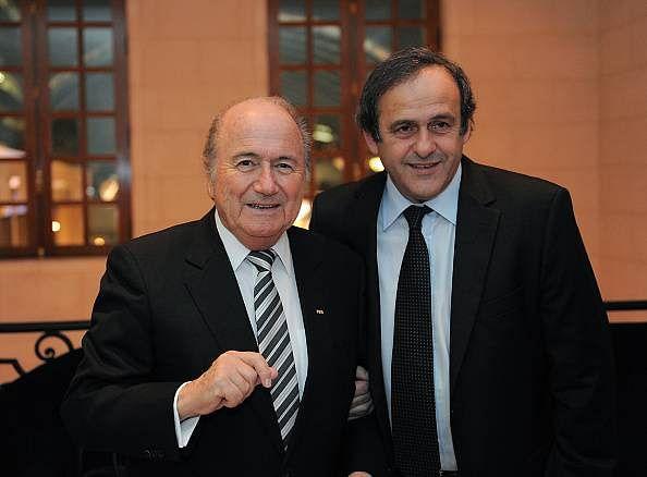 Michel Platini hopes Sepp Blatter will lose FIFA elections