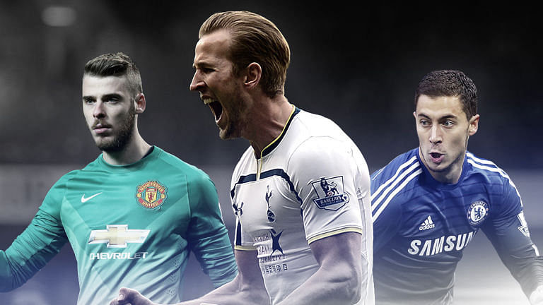 Picking the best in the Premier League for the team of the season 2014-15