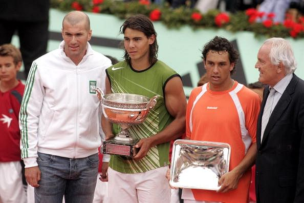 Rafael Nadal's decade at the French Open - 2005-14