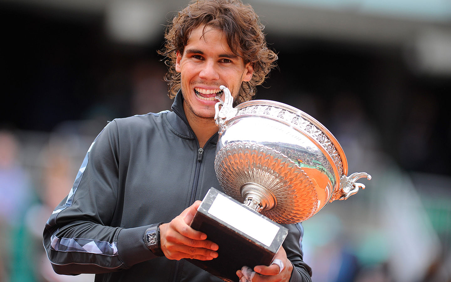 Rafael Nadal's tryst with Roland Garros