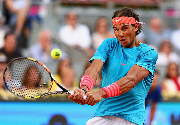 Rafael Nadal to fight to reclaim top four ranking
