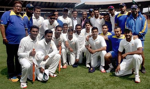 BCCI makes changes to the Ranji points system