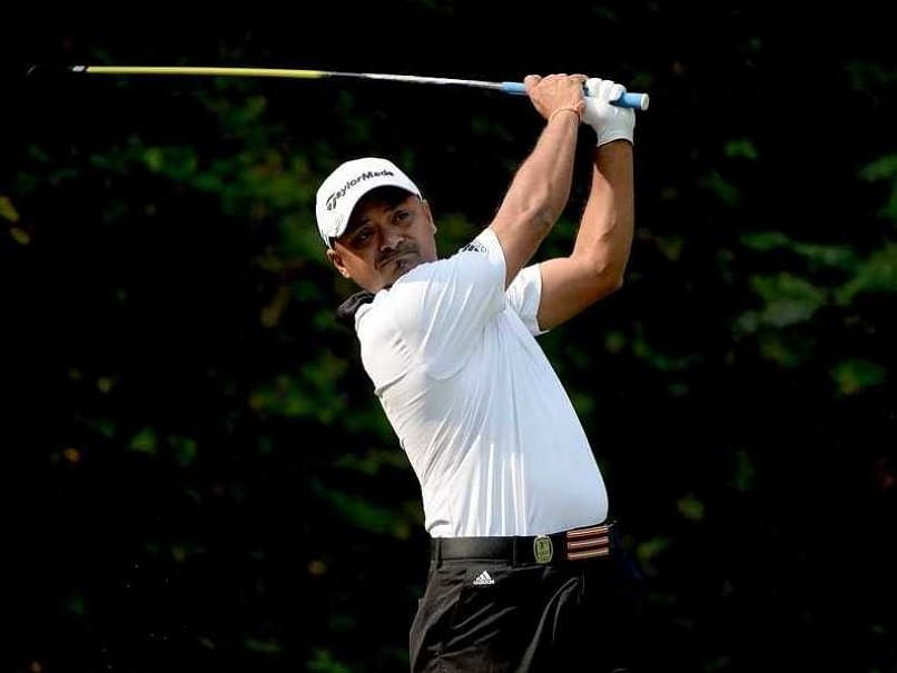 Mauritius Open: Rahil Gangjee tied sixth at the end of day 2