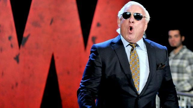 Ric Flair wants to see Triple H in the ring more