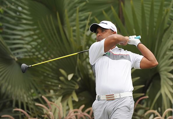 Indian golfer Rahil Gangjee seeks 'home' win at Mauritius Open