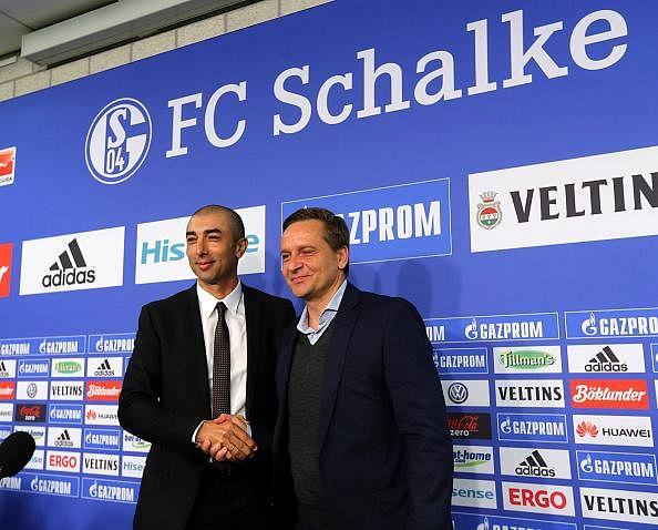 Roberto Di Matteo resigns as Schalke 04 coach