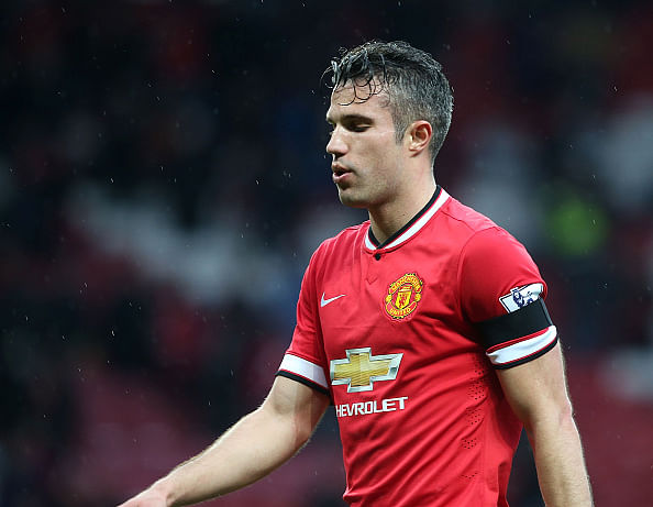 Robin van Persie on the verge of Manchester United exit if he fails to convince Louis van Gaal