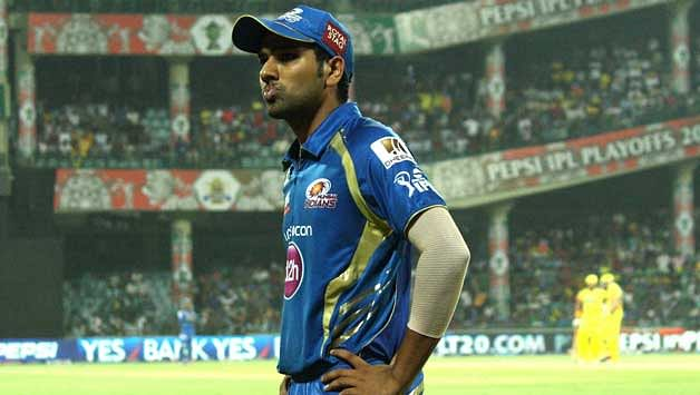 Image result for rohit sharma MI sportskeeda