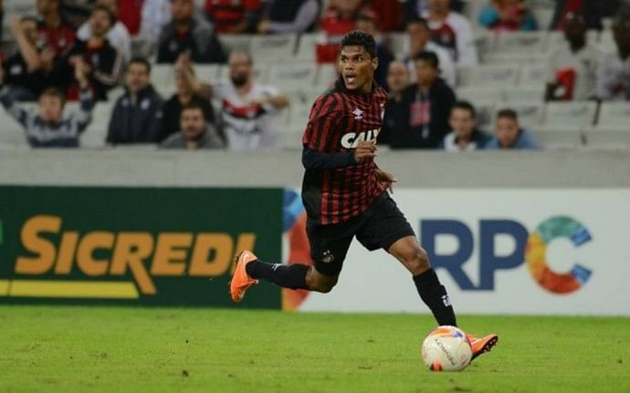 Atletico Paranaense's Romeo Fernandes becomes the first Indian to play in Brazil
