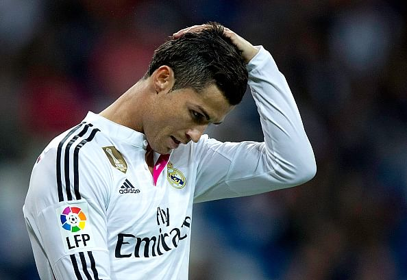 Cristiano Ronaldo's behaviour was disappointing and he needs to be more selfless
