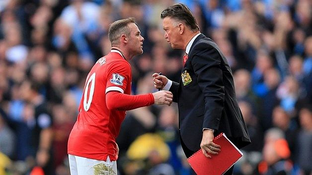 Wayne Rooney has made me proud as Manchester United captain, says Louis van Gaal