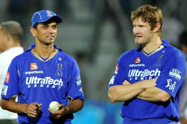 Rahul Dravid's humility is something all youngsters need to learn: Shane Watson