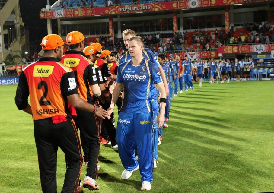IPL 2015: Rajasthan Royals vs Sunrisers Hyderabad - Venue, date and predicted line-ups