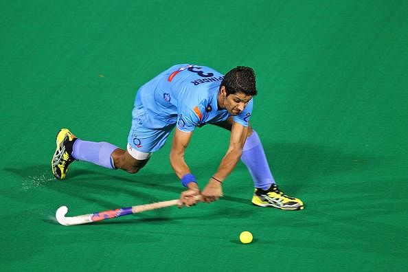 Drag-flicker Rupinder Pal Singh omitted from Indian Hockey World League squad