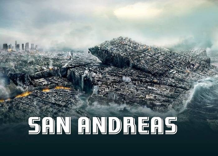 Early San Andreas reviews, more on Hulk Hogan in Expendables 4, Poster for new Batista movie