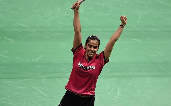Saina Nehwal becomes World No.1 again
