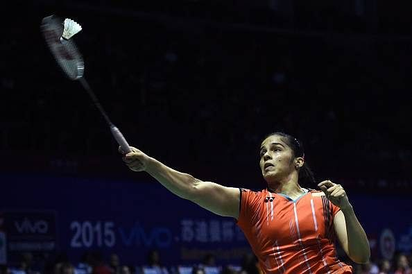 Saina Nehwal cruises into the second round of the 2015 Australian Open