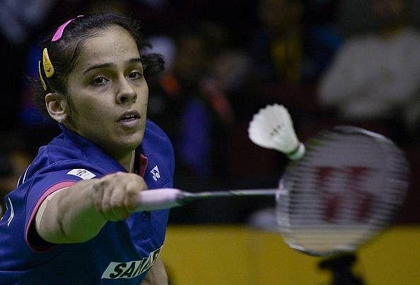 Saina Nehwal knocked out of 2015 Australian Open