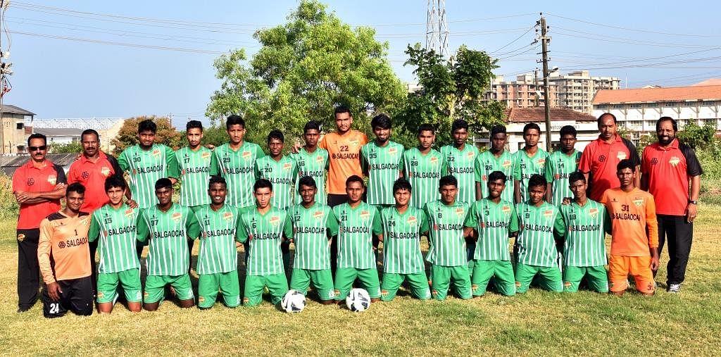 Salgaocar FC U-19s trounce Mohun Bagan 4-1, finish third in U-19 I-League