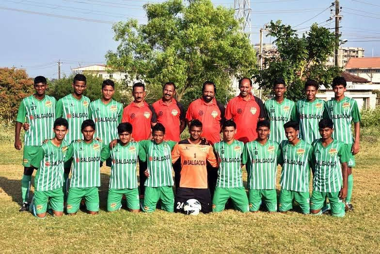 Salgaocar FC juniors come from behind to trounce Dempo SC 3-1; clinch GFA U-18 league title