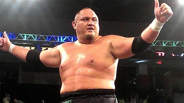 Samoa Joe's unique WWE deal, still working on Indie tournaments