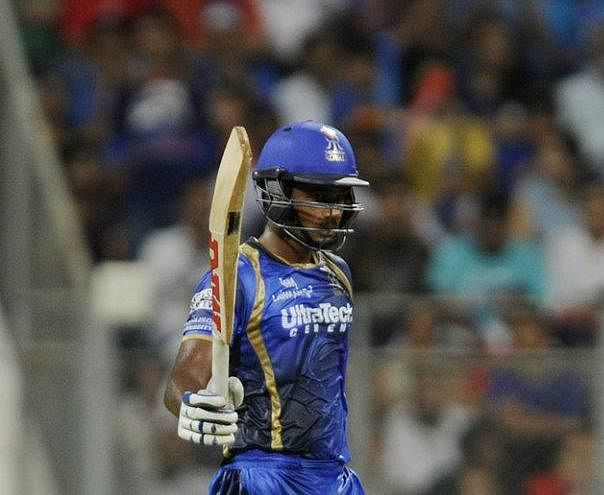 My wicket finished the game for Rajasthan Royals: Sanju Samson