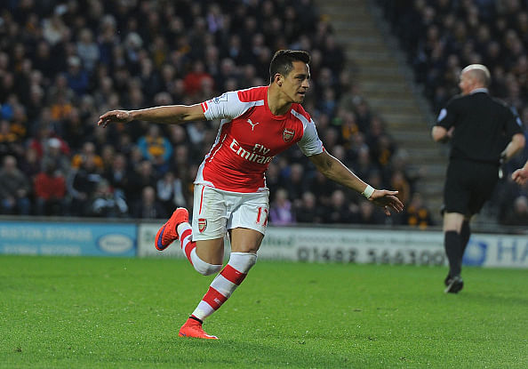 Highlights: Arsenal beat Hull City 3-1 thanks to an Alexis Sanchez brace