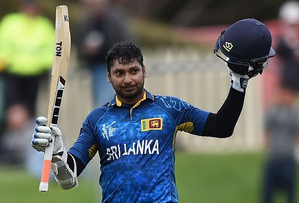 Kumar Sangakkara signs two-year deal with Hobart Hurricanes in the BBL