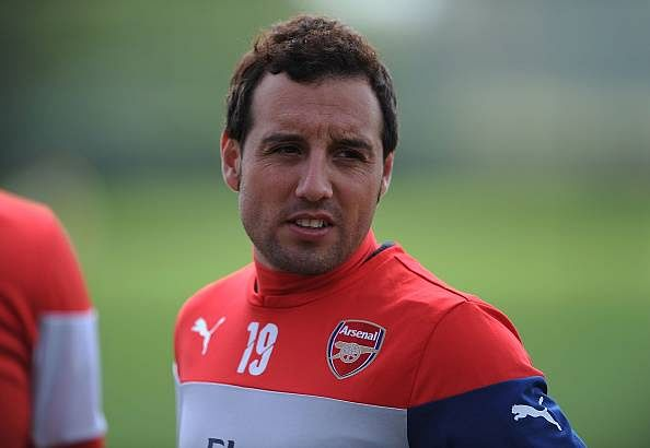 Why Arsenal should drop Santi Cazorla for the FA Cup final