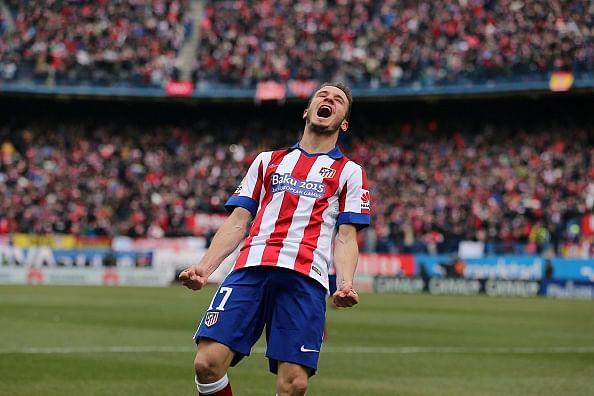 Atletico Madrid extends contract of Spain U-21 captain Saul Niguez