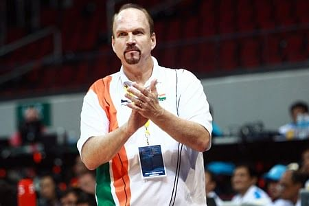 Scott Flemming resigns as coach of the Indian basketball team