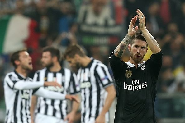 Real Madrid one step away from the Champions League final: Sergio Ramos