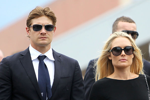 Shane Watson's wife gives birth to daughter