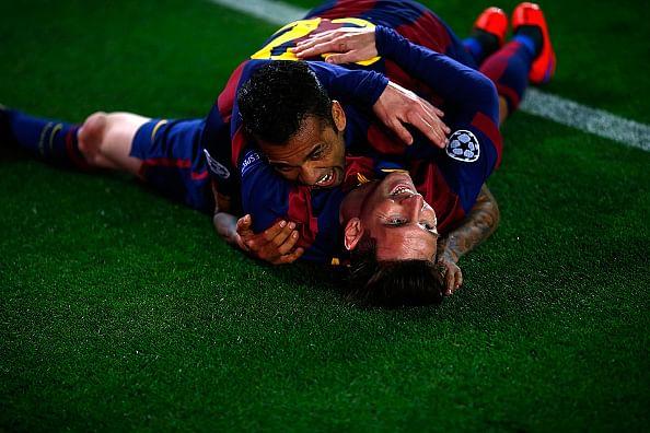 Barcelona vs Bayern Munich - Player Ratings
