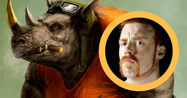 More on Sheamus in