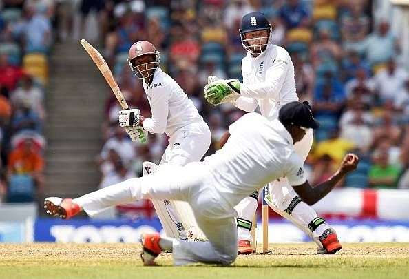 Chanderpaul sacking distressing: Guyana sports minister