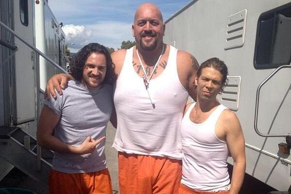 Poster and details for Big Show movie Vendetta, New Day celebrate loss