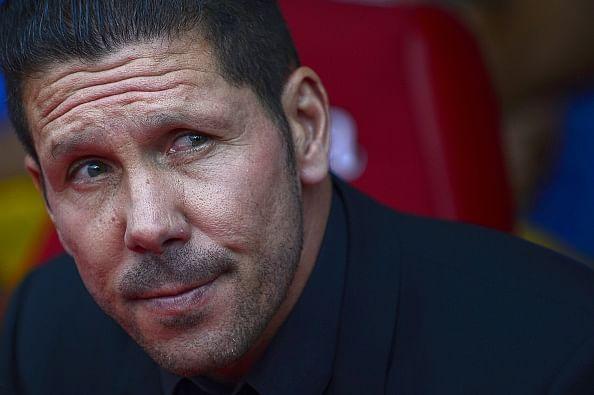 Atletico Madrid third while Eibar, Almeria go down