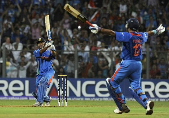 10 of the longest sixes ever in International Cricket