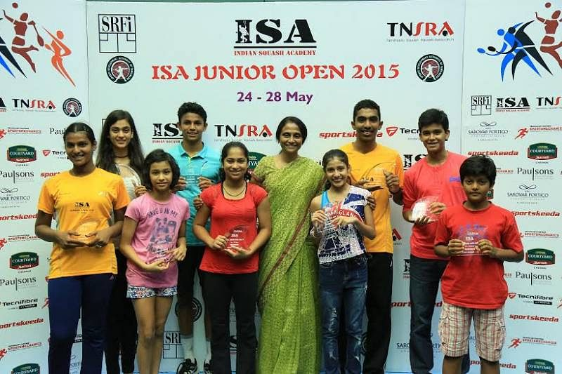 ISA Junior Open 2015: Final report and results - May 28
