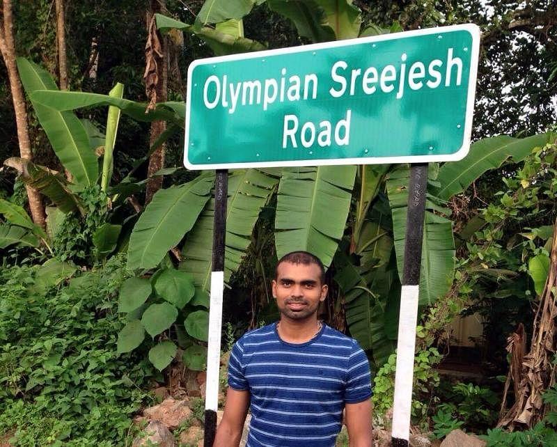 Interview with PR Sreejesh: