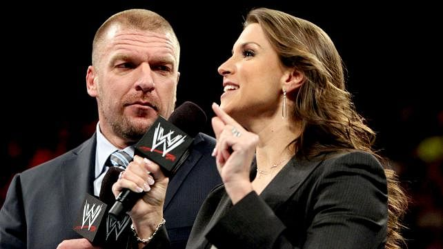Stephanie talks her relationship with Triple H, Vince McMahon thanks WWE employee, Heath Slater tweet