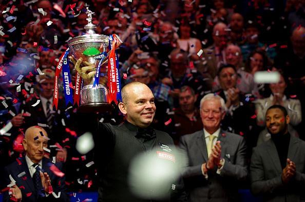 Stuart Bingham beats Shaun Murphy to win snooker World championship