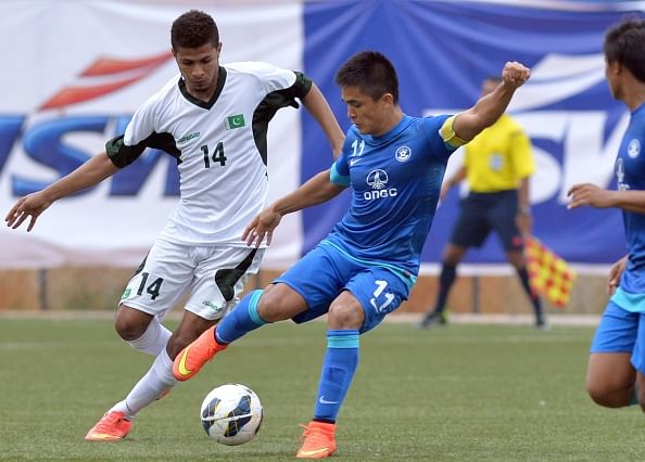 Sunil Chhetri appeals for help to Nepal and India earthquake victims
