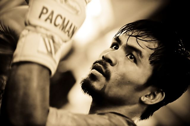 10 Things you probably did not know about Manny Pacquiao